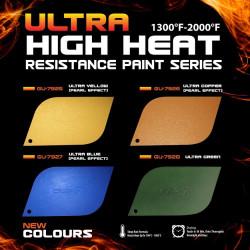 Ultra High Heat - Green