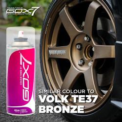TE Texture Bronze- Metallic...