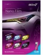 Nano folie spray